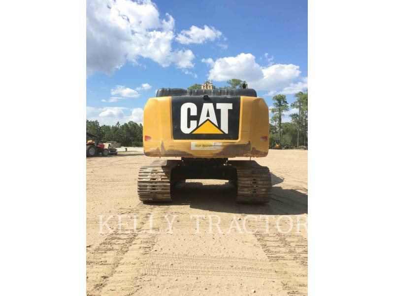 CATERPILLAR KETTEN-HYDRAULIKBAGGER 336FL equipment  photo 6