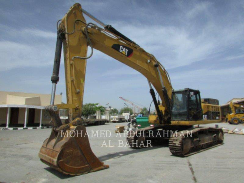 CATERPILLAR PELLES SUR CHAINES 349 D L equipment  photo 1