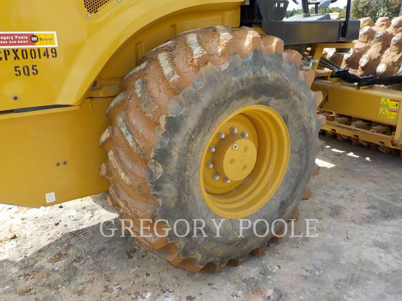 CATERPILLAR EINZELVIBRATIONSWALZE, BANDAGE CP54B equipment  photo 20