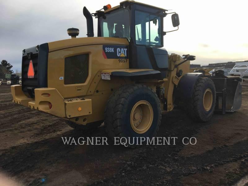 CATERPILLAR RADLADER/INDUSTRIE-RADLADER 938K FC equipment  photo 3