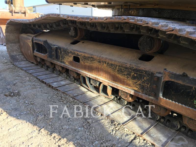 CATERPILLAR KETTEN-HYDRAULIKBAGGER 349FL equipment  photo 16