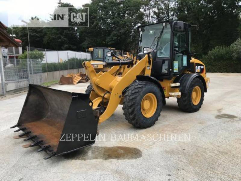 CATERPILLAR RADLADER/INDUSTRIE-RADLADER 908H2 equipment  photo 1