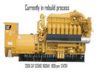 Equipment photo CATERPILLAR G3516C STATIONARY GENERATOR SETS 1