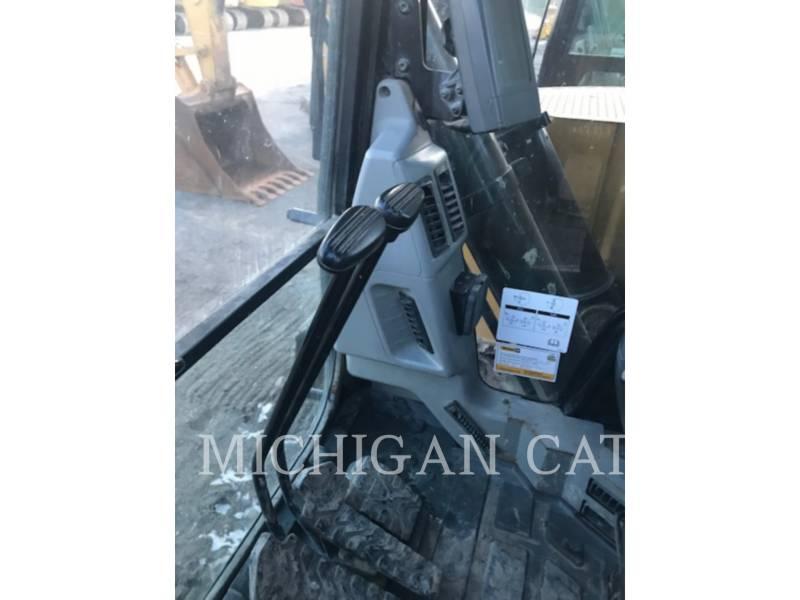 CATERPILLAR TRACK EXCAVATORS 321DLCR equipment  photo 8
