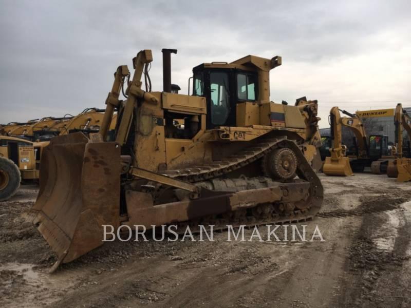 CATERPILLAR CIĄGNIKI GĄSIENICOWE D9R equipment  photo 8