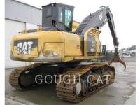Equipment photo CATERPILLAR 325DFMLL CHARGEURS DE GRUMES 1