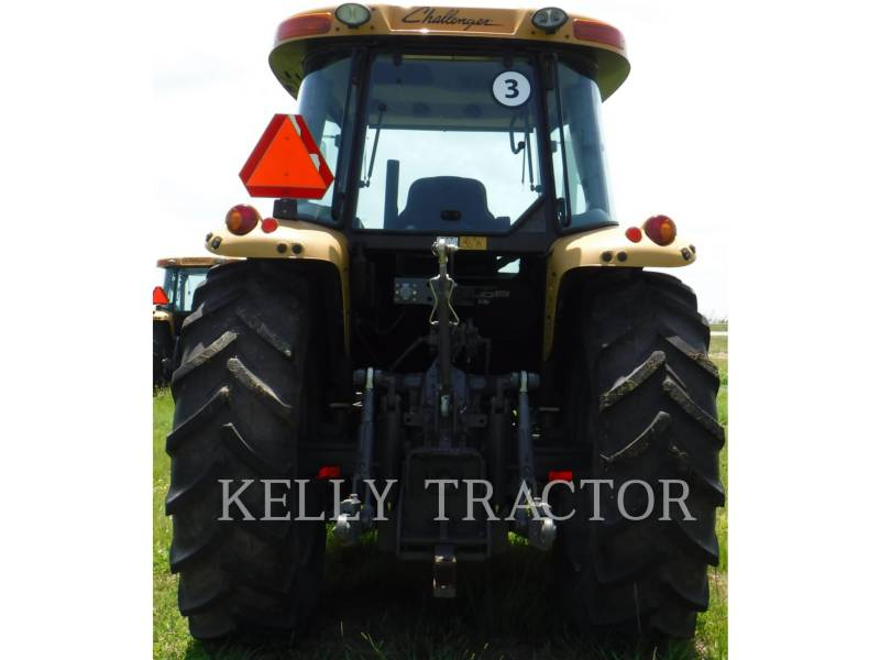 CHALLENGER TRACTEURS AGRICOLES MT465B equipment  photo 2