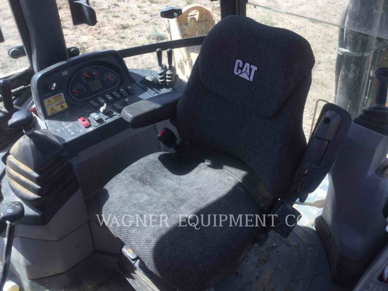 CATERPILLAR BACKHOE LOADERS 420FST equipment  photo 8
