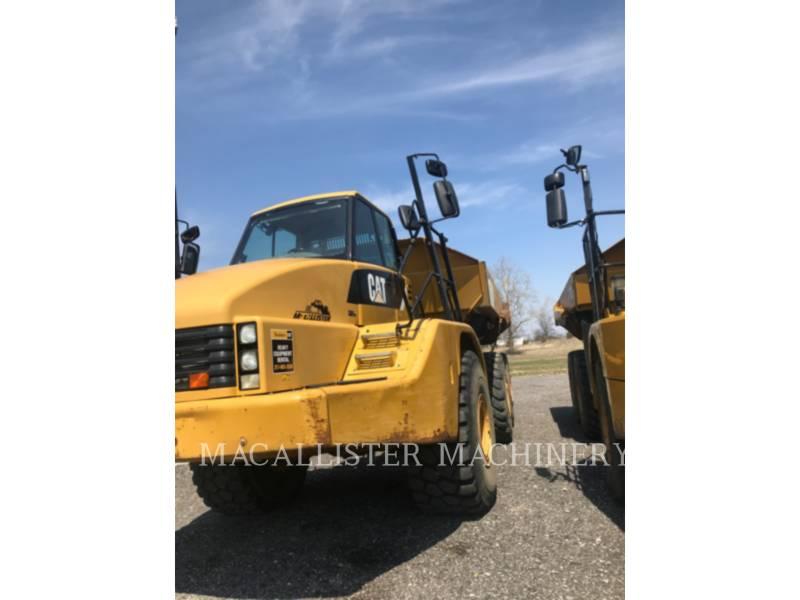 CATERPILLAR アーティキュレートトラック 740 equipment  photo 1