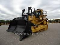 Equipment photo CATERPILLAR D10T TRACK TYPE TRACTORS 1