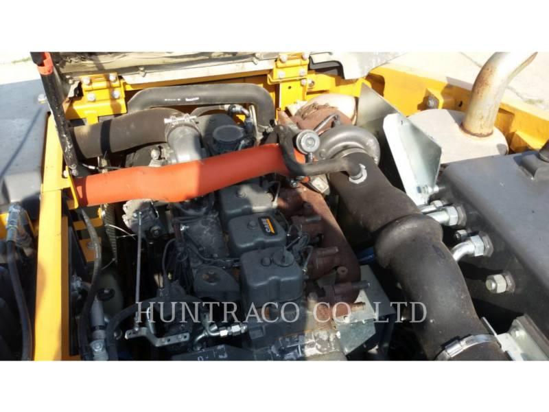 CASE EXCAVADORAS DE RUEDAS WX 165 SERIES 2 equipment  photo 18