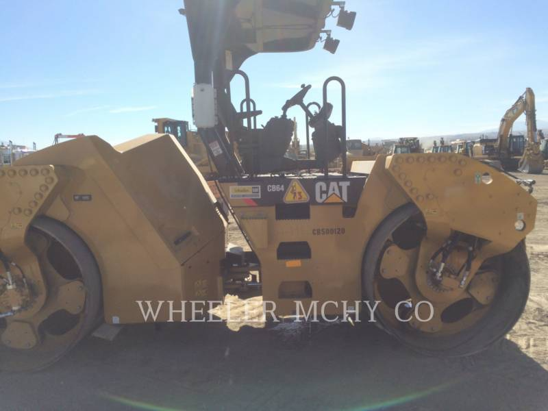 CATERPILLAR FINISSEURS CB64 equipment  photo 7