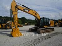 CATERPILLAR トラック油圧ショベル 329EL equipment  photo 3