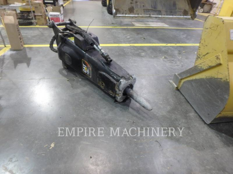 CATERPILLAR WT - ハンマー H75ES equipment  photo 1