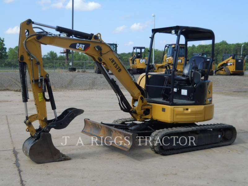 CATERPILLAR EXCAVADORAS DE CADENAS 303.5E2CR equipment  photo 1