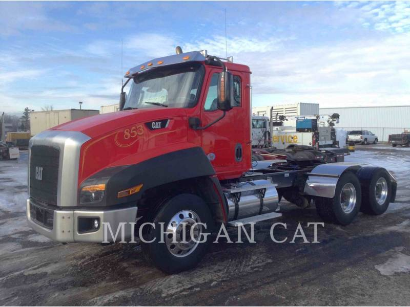 CATERPILLAR CAMIONS ROUTIERS CT660 T13A6 equipment  photo 1