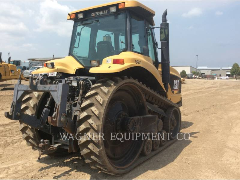 AGCO AG TRACTORS CH55-60-18 equipment  photo 3