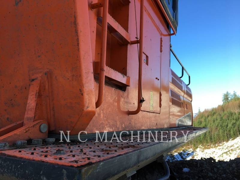 DOOSAN INFRACORE AMERICA CORP. MACCHINA FORESTALE DX300LL equipment  photo 6