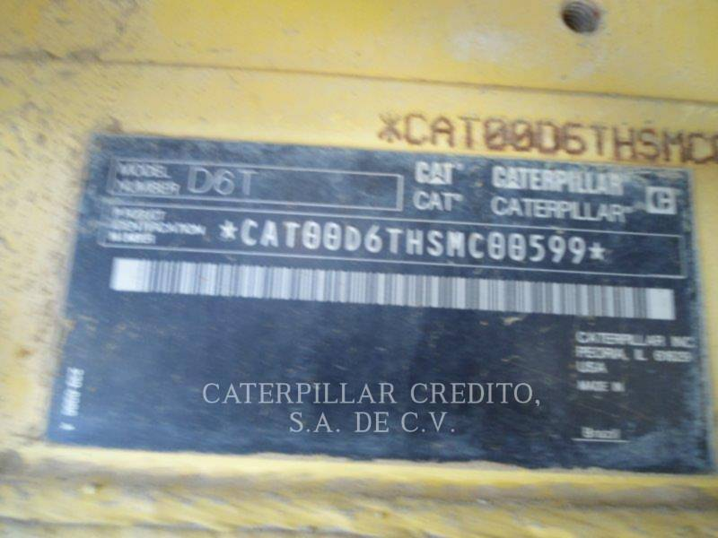 CATERPILLAR TRACTORES DE CADENAS D6T equipment  photo 5