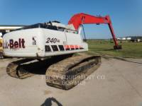 Equipment photo LINK-BELT CONSTRUCTION 240LXLF ESCAVATORI CINGOLATI 1