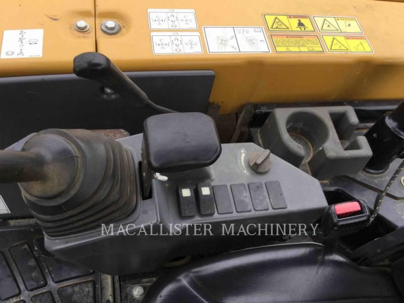 CATERPILLAR TRACK EXCAVATORS 305.5ECR equipment  photo 17