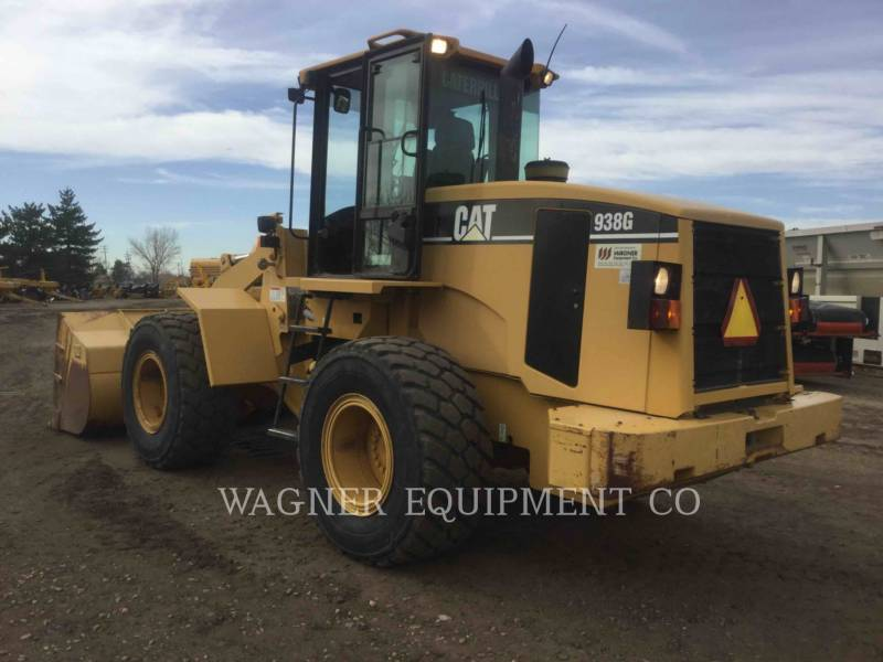 CATERPILLAR CARGADORES DE RUEDAS 938G equipment  photo 2