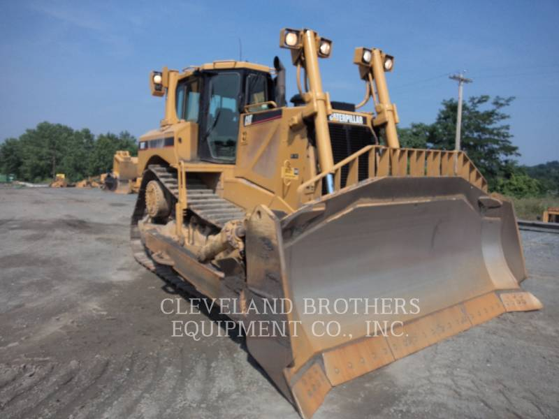 CATERPILLAR TRACK TYPE TRACTORS D8T R equipment  photo 2