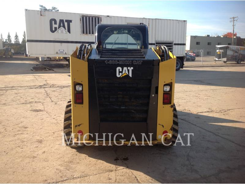 CATERPILLAR MINICARGADORAS 246D C2Q equipment  photo 10