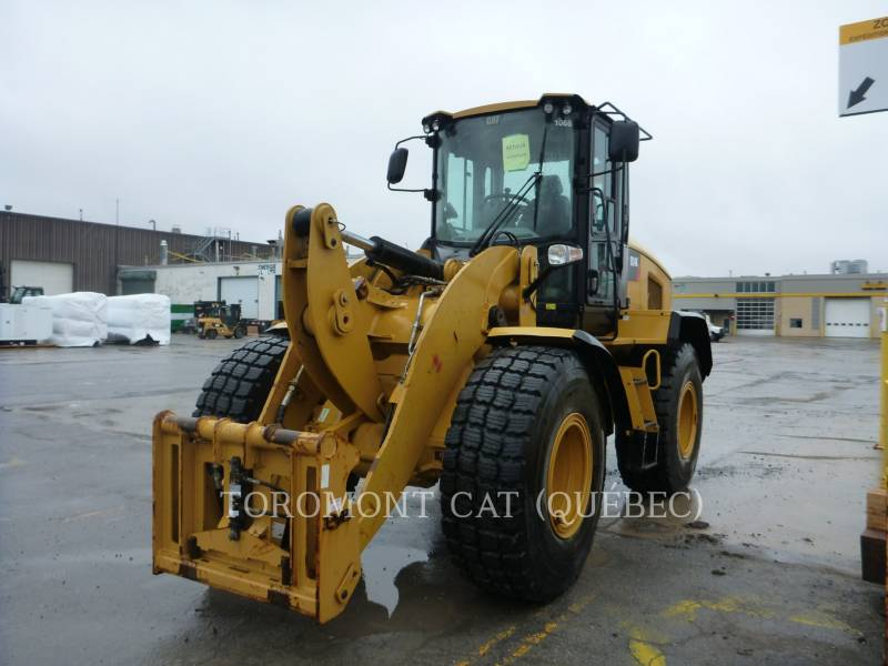 CATERPILLAR RADLADER/INDUSTRIE-RADLADER 924K equipment  photo 1