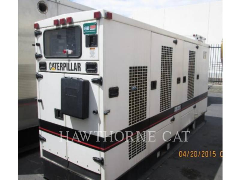 CATERPILLAR PORTABLE GENERATOR SETS XQ225 equipment  photo 1