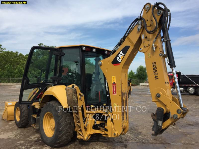 CATERPILLAR BACKHOE LOADERS 416F2 equipment  photo 4