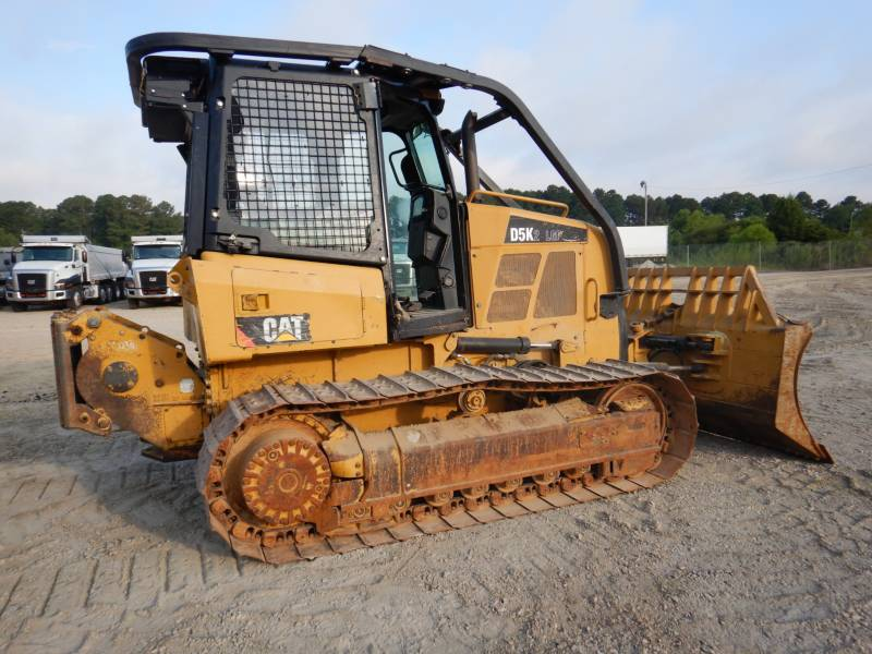 CATERPILLAR KETTENDOZER D 5 K 2 LGP equipment  photo 5