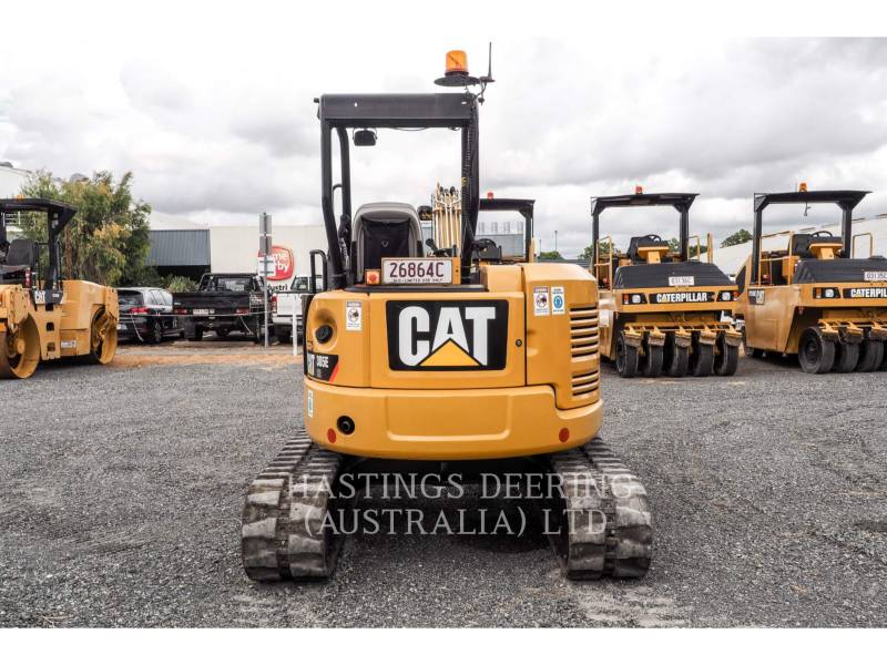 CATERPILLAR EXCAVADORAS DE CADENAS 305ECR equipment  photo 8