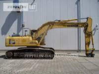 KOMATSU LTD. EXCAVADORAS DE CADENAS PC290LC equipment  photo 8