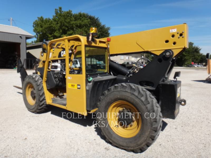 JLG INDUSTRIES, INC. TELEHANDLER TL642 equipment  photo 4