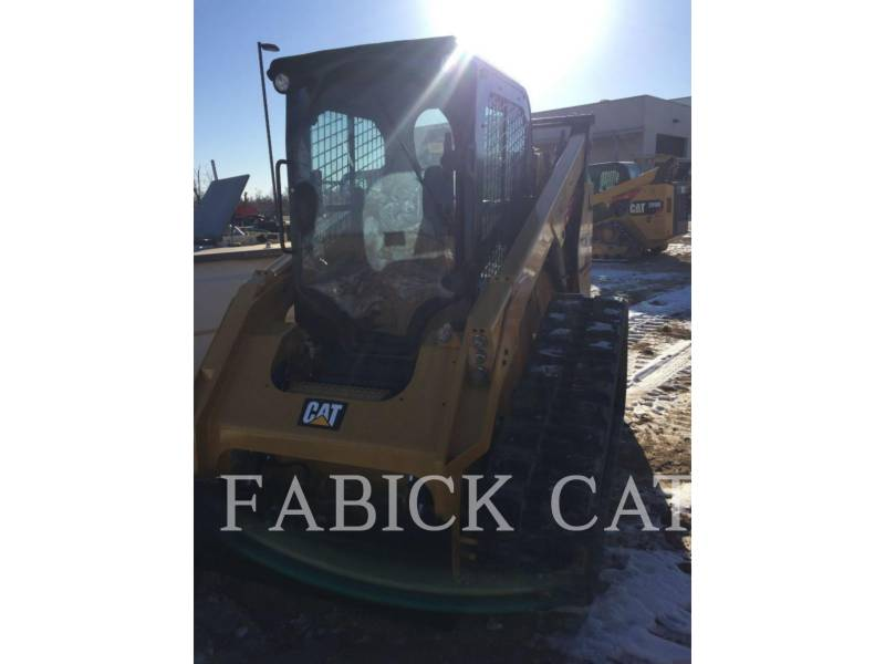 CATERPILLAR MULTI TERRAIN LOADERS 299D2 C3H3 equipment  photo 2