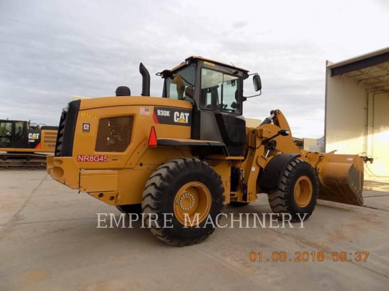 CATERPILLAR PALE GOMMATE/PALE GOMMATE MULTIUSO 930K equipment  photo 2