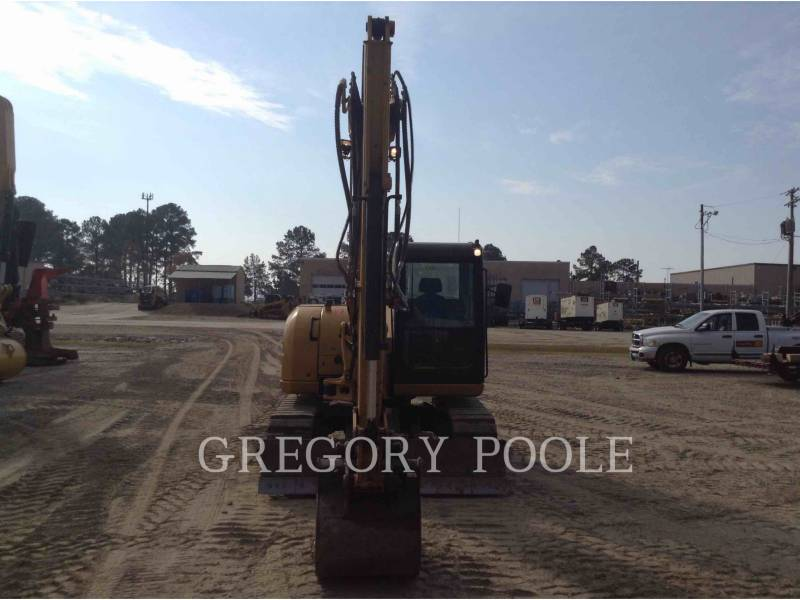 CATERPILLAR TRACK EXCAVATORS 308E2 CR equipment  photo 5