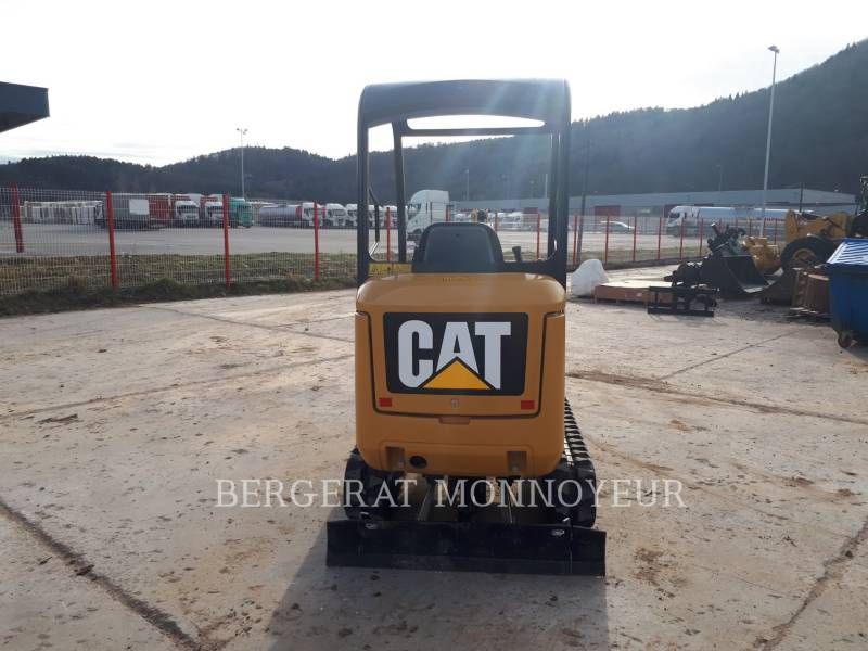 CATERPILLAR KETTEN-HYDRAULIKBAGGER 301.7D equipment  photo 5