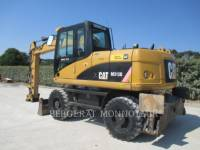 CATERPILLAR ホイール油圧ショベル M313D equipment  photo 11