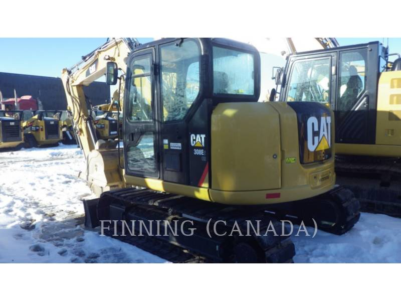 CATERPILLAR EXCAVADORAS DE CADENAS 308E2 equipment  photo 2
