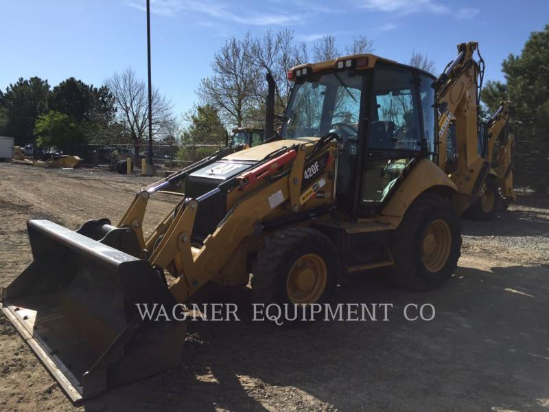 CATERPILLAR RETROEXCAVADORAS CARGADORAS 420F IT4WE equipment  photo 1