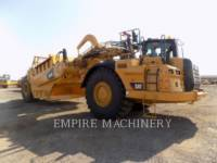 Equipment photo CATERPILLAR 631K 轮式牵引铲运机 1