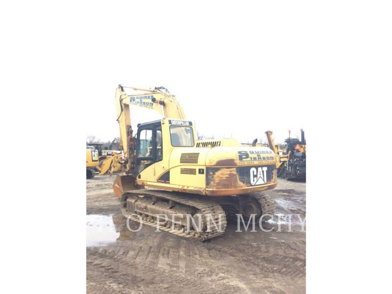 CATERPILLAR KETTEN-HYDRAULIKBAGGER 315CL equipment  photo 3
