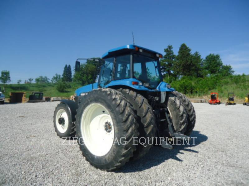 NEW HOLLAND LTD. TRATTORI AGRICOLI 8870 equipment  photo 6