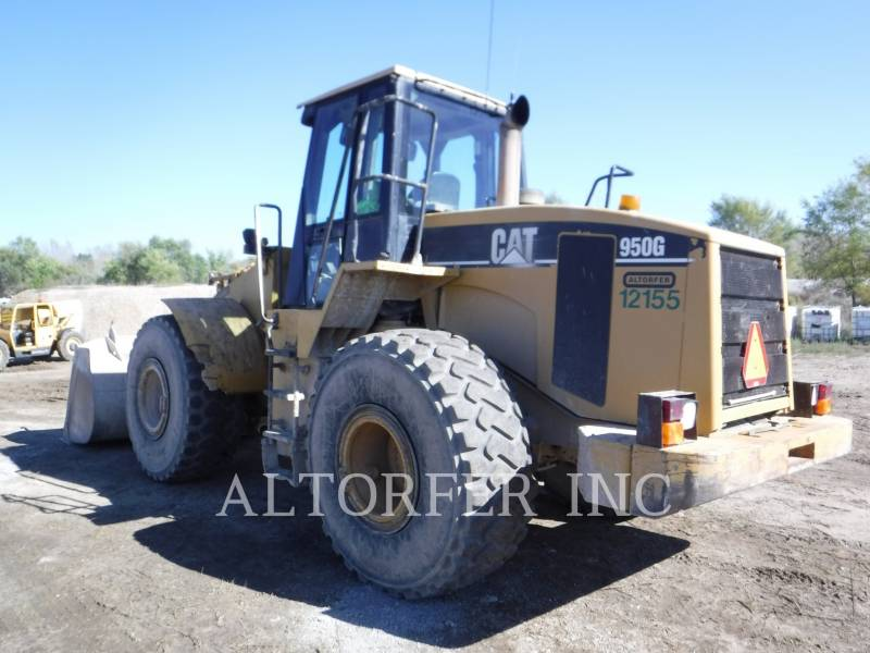 CATERPILLAR WHEEL LOADERS/INTEGRATED TOOLCARRIERS 950G SW equipment  photo 4