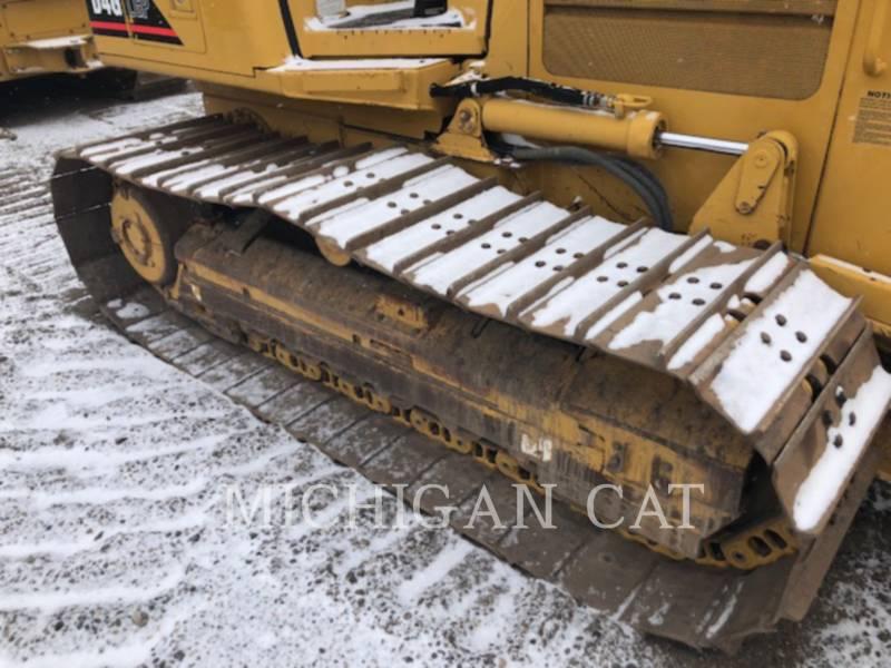 CATERPILLAR KETTENDOZER D4GL equipment  photo 9
