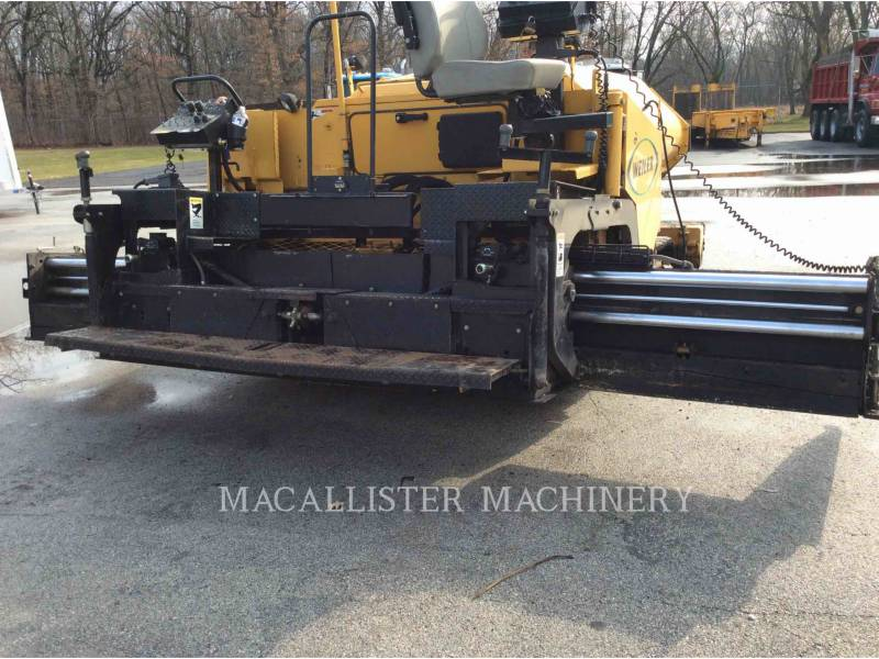 WEILER ASPHALT PAVERS P385 equipment  photo 17