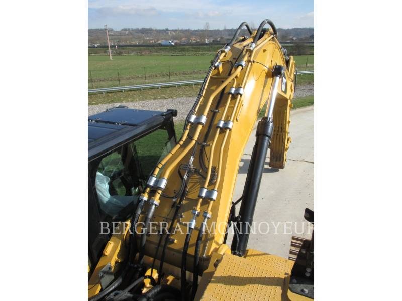 CATERPILLAR EXCAVADORAS DE CADENAS 345D equipment  photo 5
