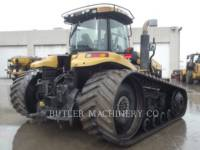 AGCO-CHALLENGER LANDWIRTSCHAFTSTRAKTOREN MT865C equipment  photo 3